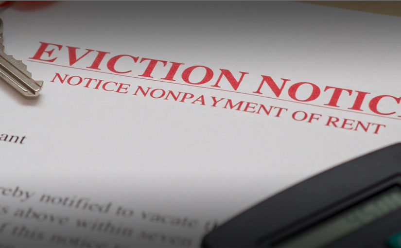 """NEW EVICTION LAW CALIFORNIA """"JUST CAUSE"""""""