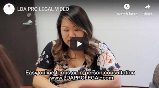 LDA Pro Video
