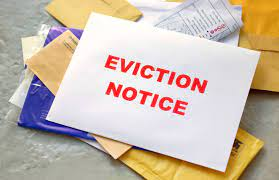 ALL ABOUT EVICTION PROCESS